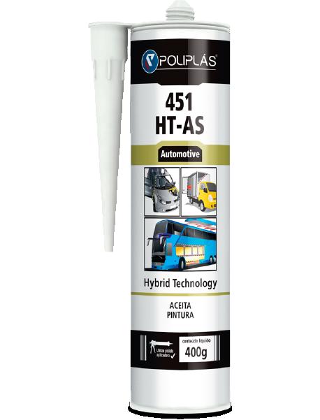 Automotores, sellador de carroceria hibrido 451 HT